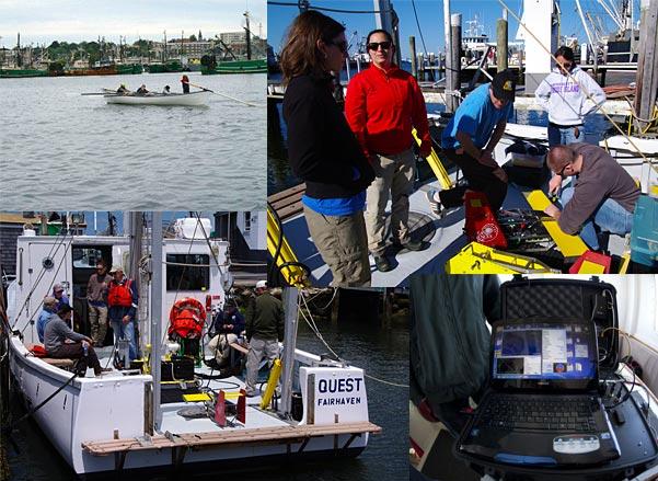 Sea Sciences Training